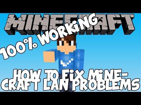 LAN Not Working Minecraft Error 2020